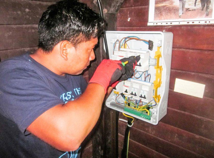 Maintenance Kwala Faya